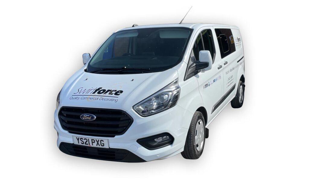 New Swirlforce Eco Friendly Crew Bus
